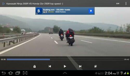 Gambaran Top speed Ninja 250,single,boncengan dan upgrade knalpot