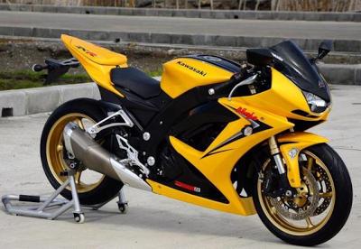kinalpot GSX 600 ninja 250