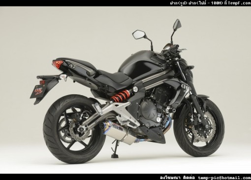 ER6 black